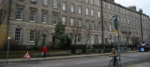 Our Main Site flats on Lauriston Place