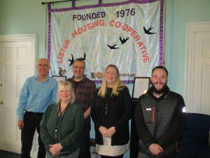 Lister staff - Alistair, Elaine, Mark, Fiona, Sam
